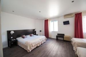 Hôtel Comté de Nice, Hotely  Beaulieu-sur-Mer - big - 22