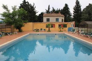 Hotel & Appart Court'inn Aqua, Aparthotels  Avignon - big - 84