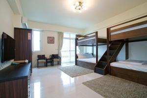 Knight Inn, Ubytování v soukromí  Tchaj-tung - big - 85