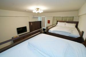 Knight Inn, Ubytování v soukromí  Tchaj-tung - big - 81