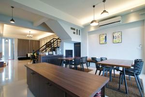 Knight Inn, Ubytování v soukromí  Tchaj-tung - big - 64