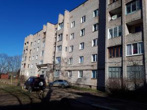 Apartment on Novgorodskoy 8 - Lyubytino