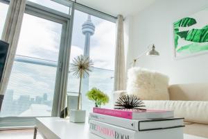 Downtown, MTCC, ACC,CN Tower, Royal York, Apartmány - Toronto