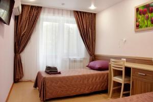 Hotel Buzuli, Отели  Kurgan - big - 3