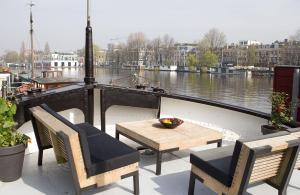 GP Amstel River Houseboat - Amsterdam