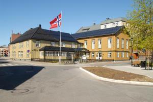 Hotel Kong Carl, Hotels  Sandefjord - big - 35