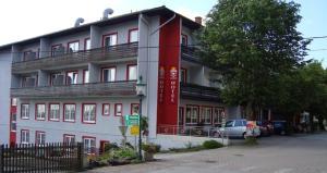 Hotel Thier, Отели  Мёнихкирхен - big - 7