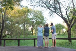 Ndzhaka Tented Camp, Luxusní stany  Rezervace Manyeleti - big - 23