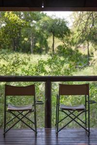 Ndzhaka Tented Camp, Luxusní stany  Rezervace Manyeleti - big - 2