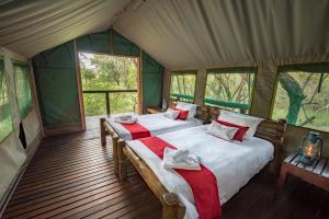 Ndzhaka Tented Camp, Luxusní stany  Rezervace Manyeleti - big - 7