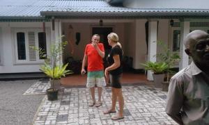 Cokuss Garden House, Villák  Weliweriya - big - 45