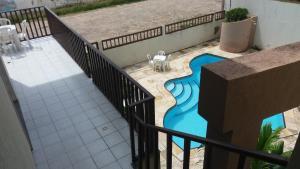 Hotel Praia 2000, Szállodák  Fortaleza - big - 21