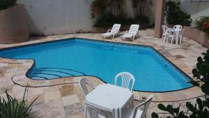 Hotel Praia 2000, Szállodák  Fortaleza - big - 26