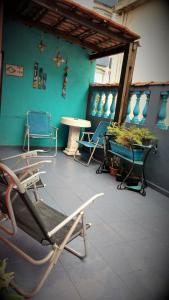 Xua Hostel Santos, Bed & Breakfasts  Santos - big - 33
