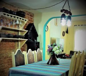 Xua Hostel Santos, Bed & Breakfasts  Santos - big - 17