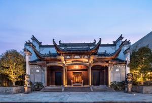 Ahnluh Zhujiajiao, Кинпу