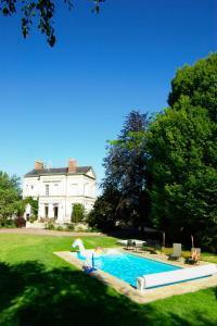 Location gîte, chambres d'hotes La gentilhommiere de Saumur dans le département Maine et Loire 49