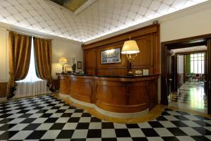 Hotel Giulio Cesare, Отели  Рим - big - 34