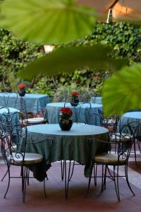 Hotel Giulio Cesare, Отели  Рим - big - 37