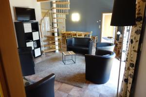 Burgseehof Residence de Vacances, Апартаменты  Бютгенбах - big - 9