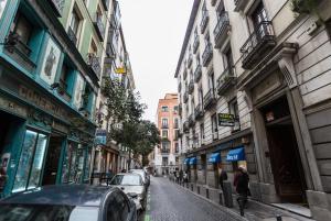 Puerta del Sol IV, Ferienwohnungen  Madrid - big - 2