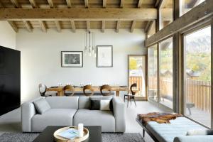 Home by U - Chalet 1, Шале  Сен-Мартен-де-Бельвиль - big - 6
