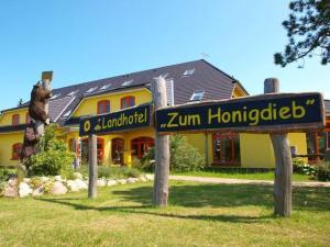 Landhotel zum Honigdieb - Hirschburg