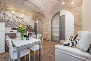 White flat Rione Monti - Roma