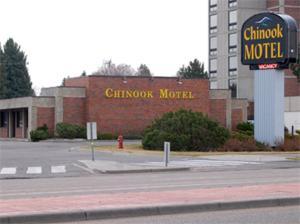 Chinook Motel - Milk River
