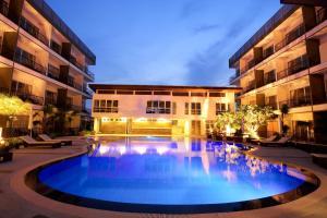 BS Premier Airport Hotel, Hotels  Lat Krabang - big - 19