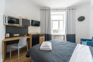 Partner Guest House Khreschatyk, Appartamenti  Kiev - big - 124