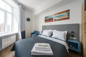 Partner Guest House Khreschatyk, Appartamenti  Kiev - big - 123