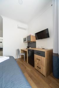 Partner Guest House Khreschatyk, Appartamenti  Kiev - big - 126