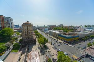 Partner Guest House Khreschatyk, Appartamenti  Kiev - big - 130