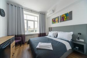 Partner Guest House Khreschatyk, Appartamenti  Kiev - big - 137