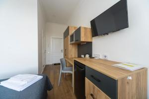 Partner Guest House Khreschatyk, Appartamenti  Kiev - big - 136