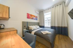Partner Guest House Khreschatyk, Appartamenti  Kiev - big - 148