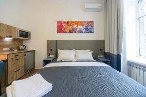 Partner Guest House Khreschatyk, Appartamenti  Kiev - big - 139