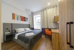Partner Guest House Khreschatyk, Appartamenti  Kiev - big - 35