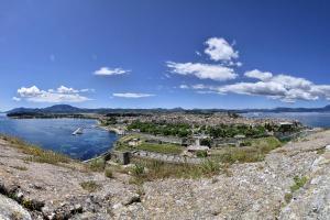 Sofias Flat, Apartments  Corfu Town - big - 5