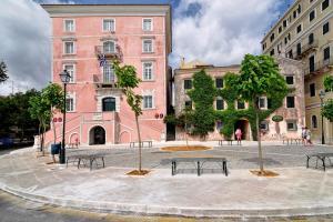 Sofias Flat, Apartments  Corfu Town - big - 8