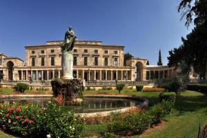 Sofias Flat, Apartments  Corfu Town - big - 11