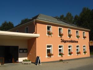 Gaststätte & Pension Jägerwäldchen - Kurort Jonsdorf