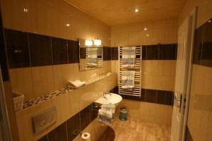 Hotel Wald & Meer, Aparthotely  Ostseebad Koserow - big - 38