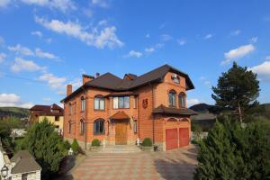 Villa Ignatyeva, Villas  Skhidnitsa - big - 55