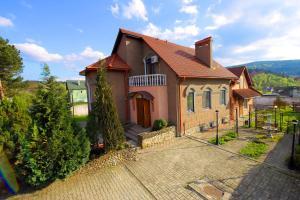 Villa Ignatyeva, Villas  Skhidnitsa - big - 80