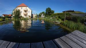 ad vineas Gästehaus Nikolaihof-Hotel Garni, Hotely  Mautern - big - 21