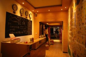 Dengba International Youth Hostel Jinan Branch, Хостелы  Цзинань - big - 12
