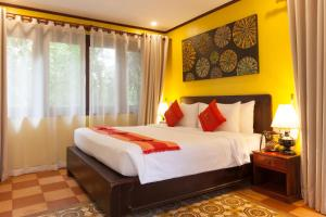 HanumanAlaya Colonial House, Hotel  Siem Reap - big - 55