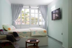 Comfy room @ Ly Chinh Thang street